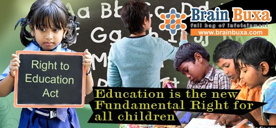 Image of Right to Education Act: Education is the new Fundamental Right for all children | Education Blog Photo