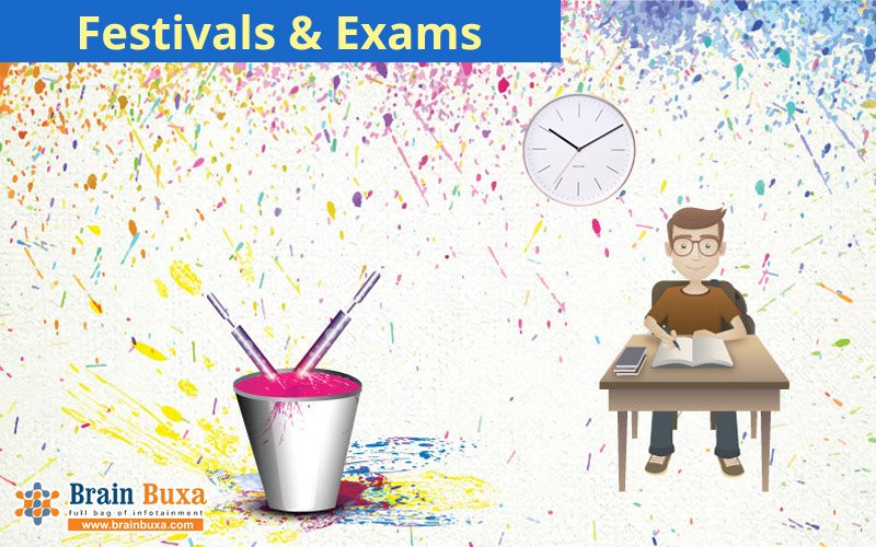 Festivals and Exams