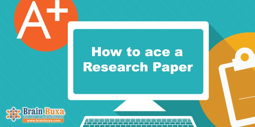 Image of How to ace a Research Paper | Education Blog Photo