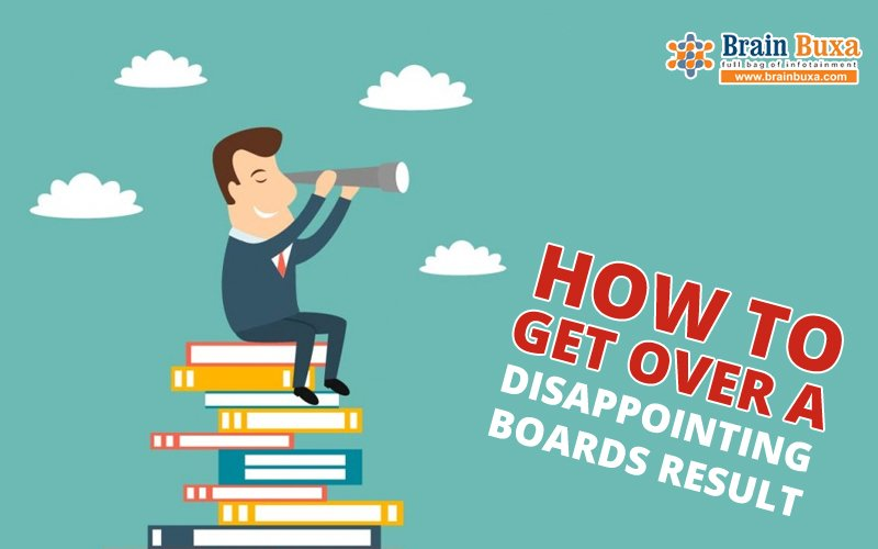 How to get over a disappointing boards result