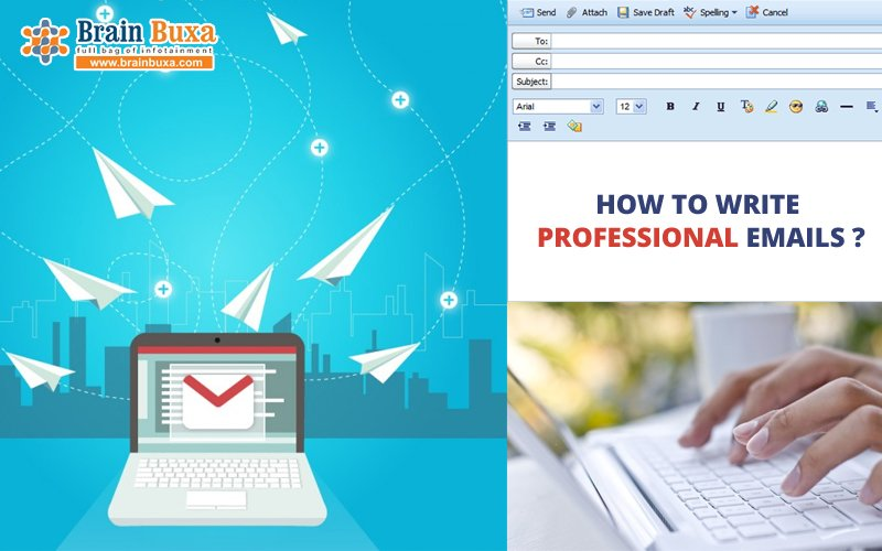 How to write professional emails?