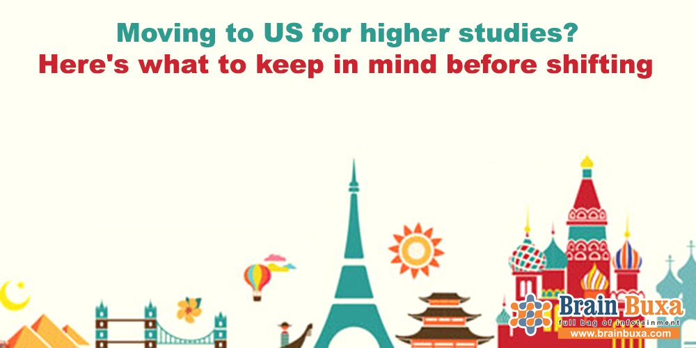 Moving to US for higher studies? Here's what to keep in mind before shifting