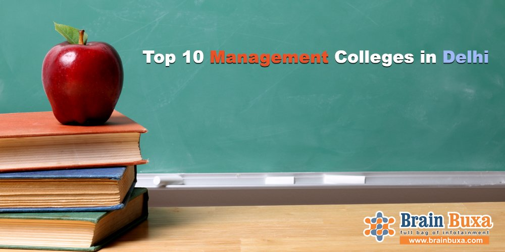 Top 10 Management Colleges in Delhi