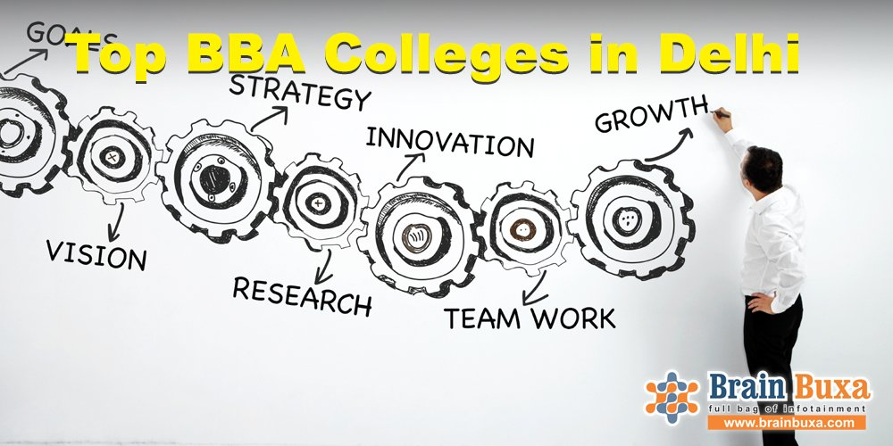 Top Bachelor of Business Administration (BBA) Colleges in Delhi