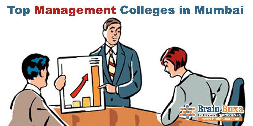 Top Management Colleges in Mumbai