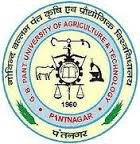 GB Pant University of Agriculture and Technology
