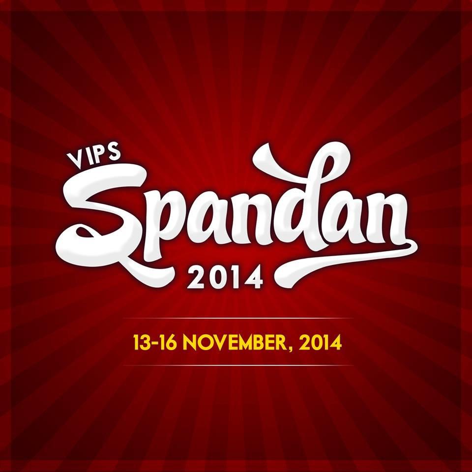 VIPS Spandan logo