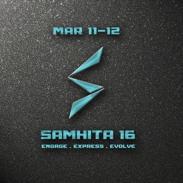 Samhita 2016 logo