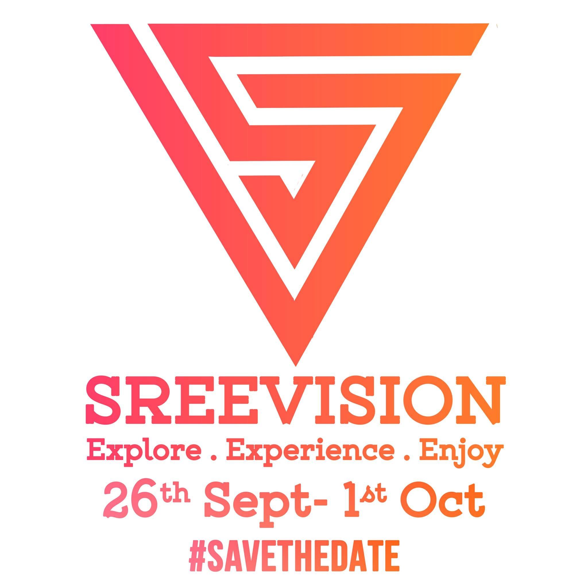 sreevision 16 logo