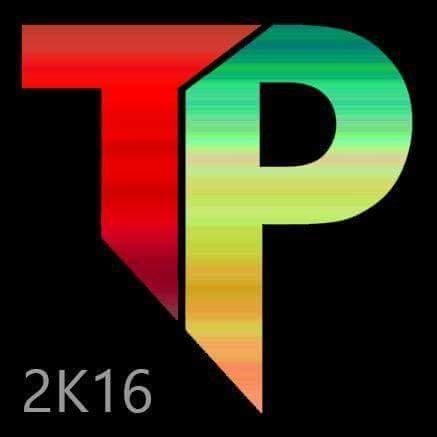 TECHNOPARV 2K16 logo