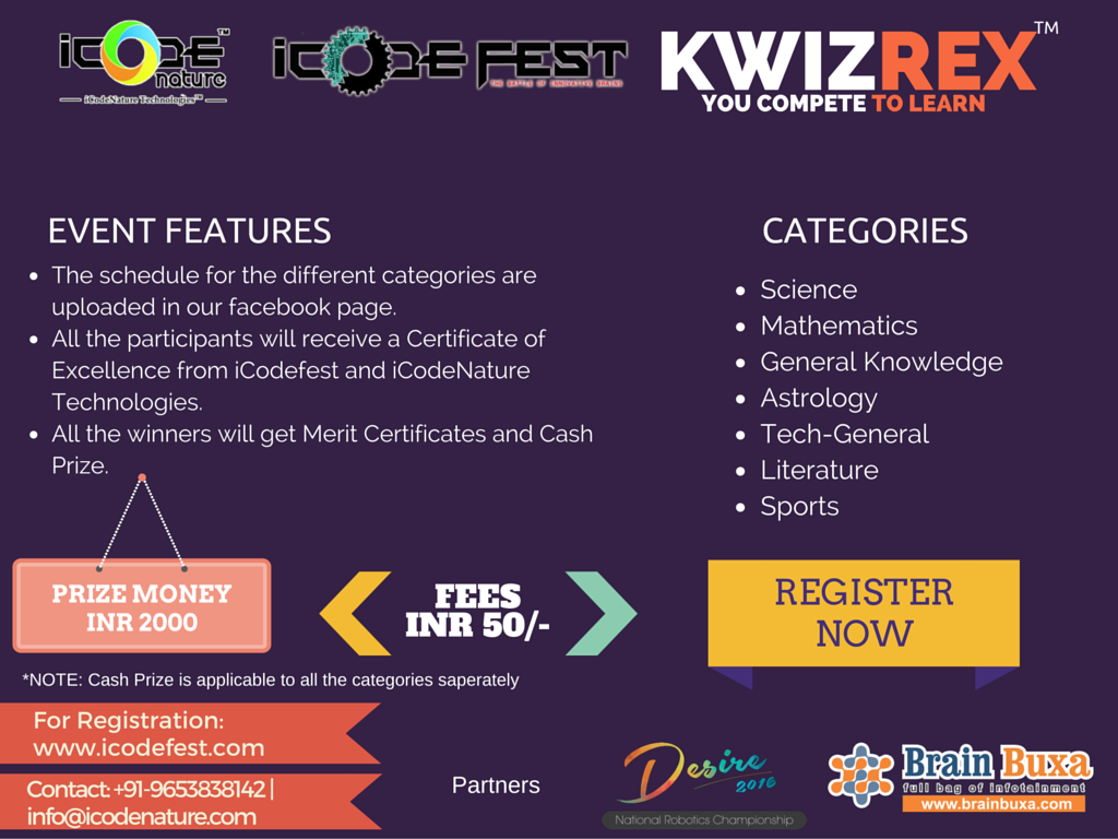 KwizRex logo