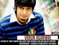 Pragyan Guest Lecture- Mr. Varun Agarwal logo