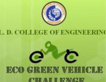 Eco Green Vehicle Challenge  logo
