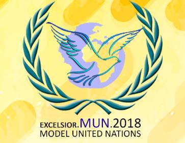 EXCELSIOR MUN 2018 logo