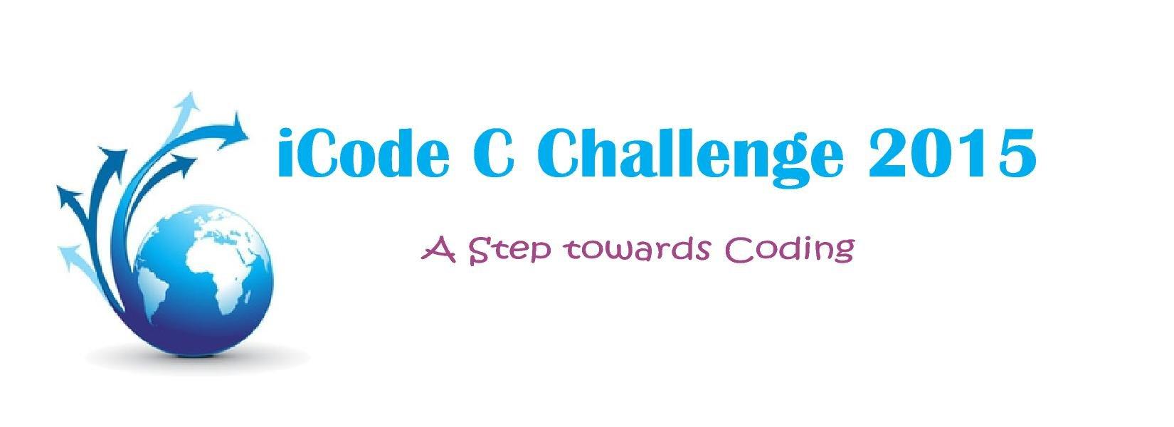iCode C-Challenge 2015 logo
