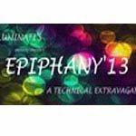EPIPHANY 13 logo