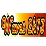Waves 2013 logo