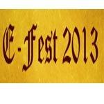 E-Fest 2013 logo