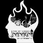 Jnanagni 2k13 | fire of wisdom logo