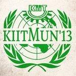 KIIT MUN'13 logo