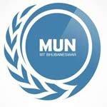 IIIT MUN 2014 logo