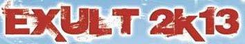 EXULT 2K13 logo