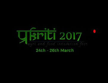Prakriti 2017 logo