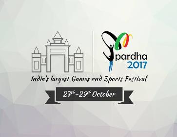 Spardha 2018 logo