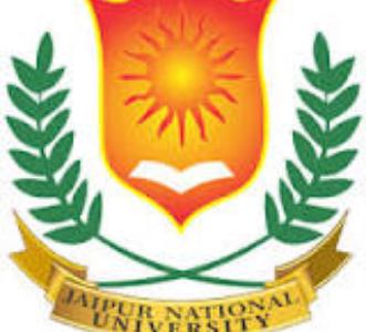 JAIPUR NATIONAL UNIVERSITY  Logo