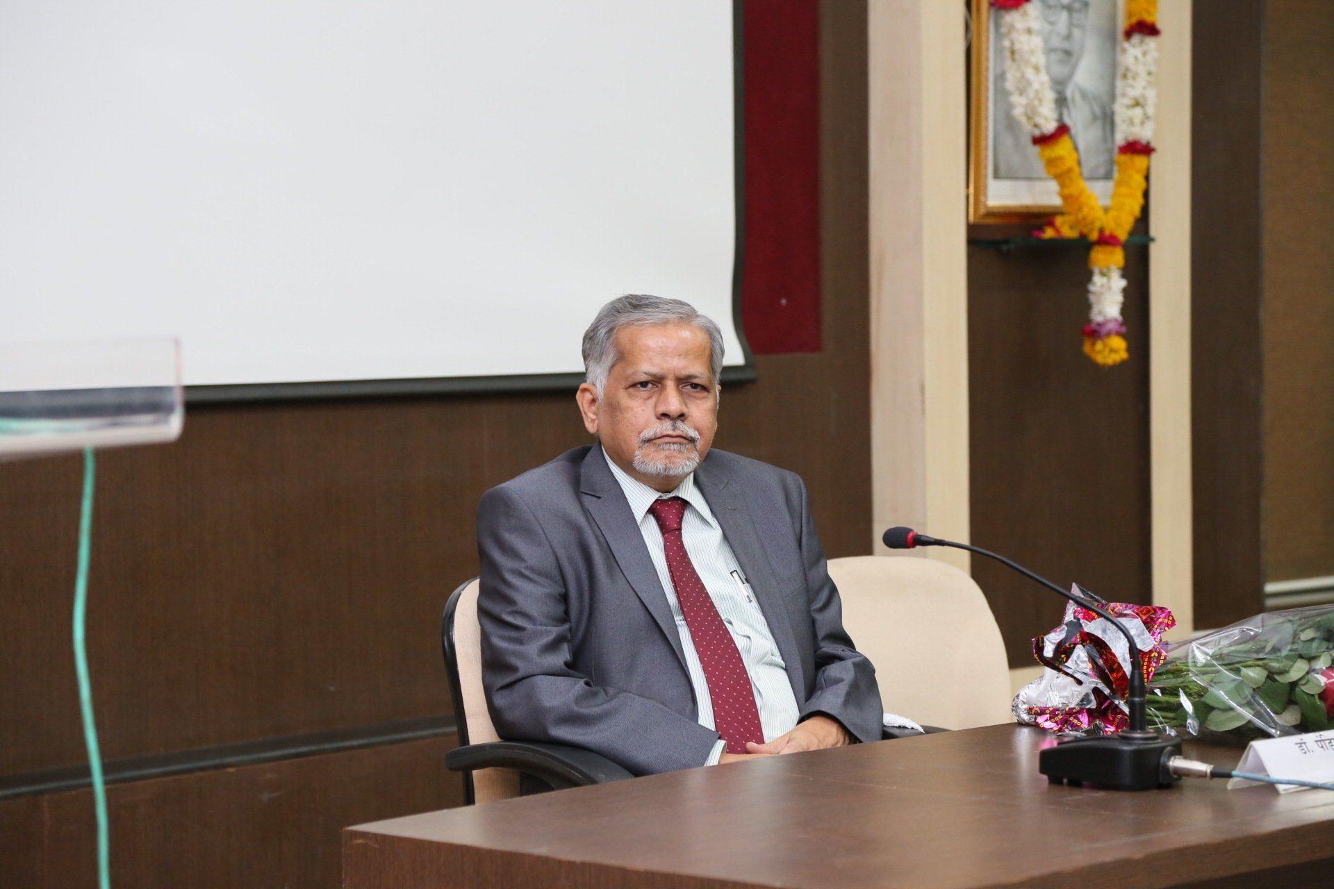 Image of Prof. Dr. Pandit Bhalchandra Vidyasagar   Interview Life Story Photo