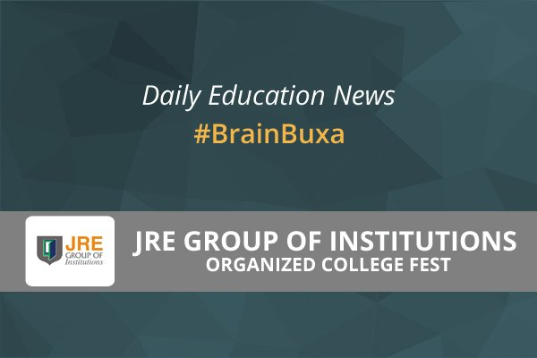 JRE Group of Institutions organized college fest