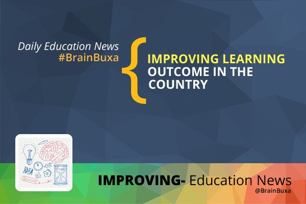 Improving Learning Outcome in the Country
