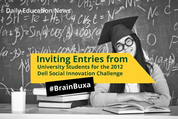 Inviting Entries from University Students for the 2012 Dell Social Innovation Challenge