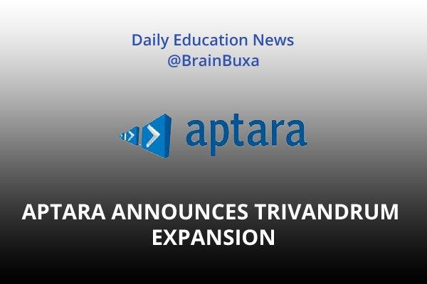 Image of Aptara Announces Trivandrum Expansion | Education News Photo