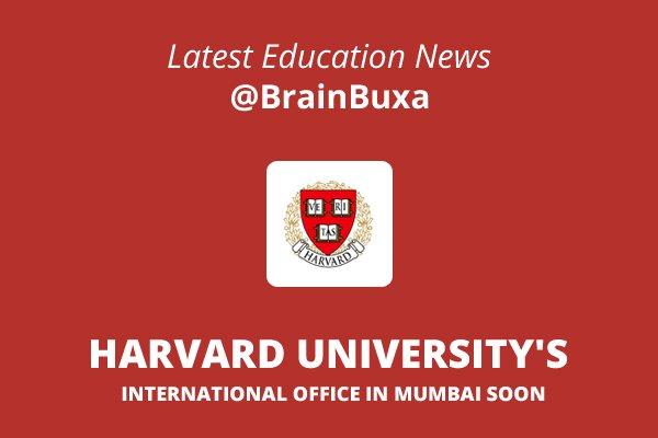 Image of Harvard University's international office in Mumbai soon | Education News Photo