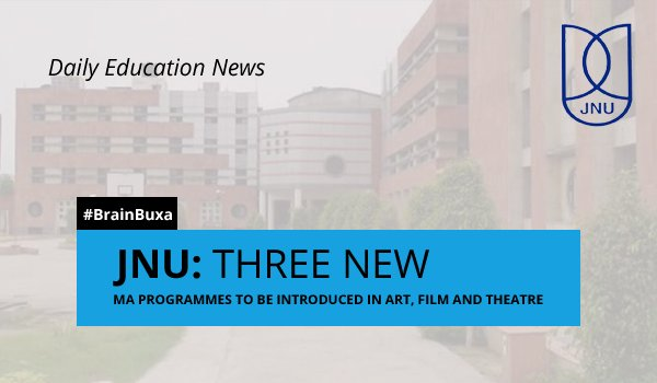 Image of JNU: Three new MA programmes to be introduced in art, film and theatre | Education News Photo