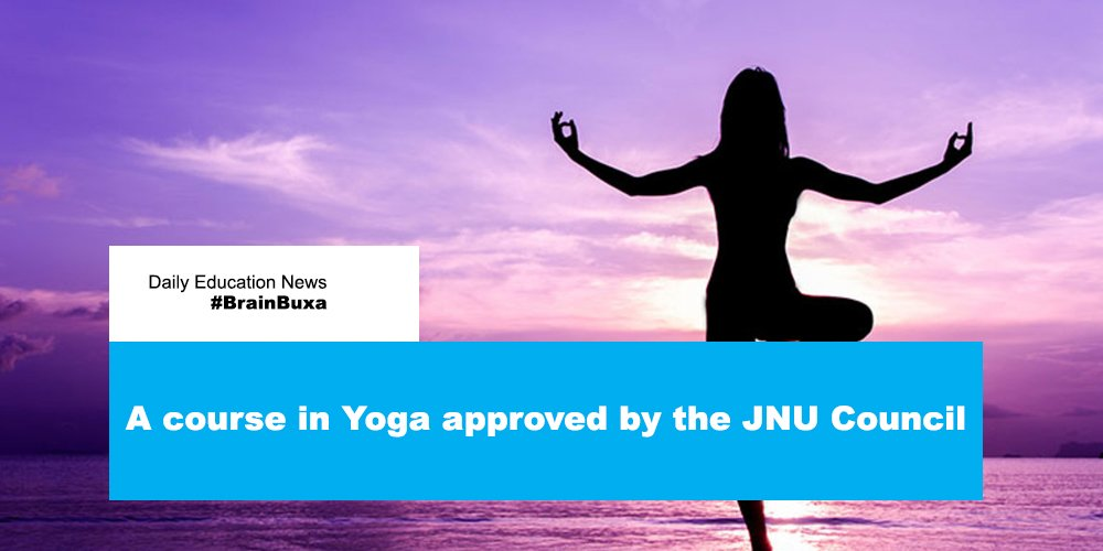 Image of A course in Yoga approved by the JNU Council | Education News Photo