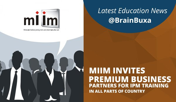 MIIM invites Premium Business Partners for IPM training in all parts of Country