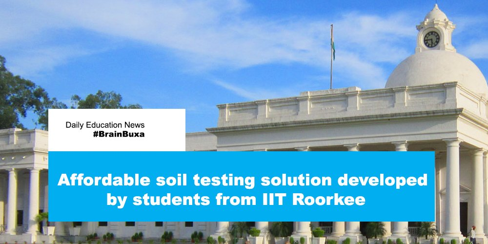 Image of Affordable soil testing solution developed by students from IIT Roorkee | Education News Photo