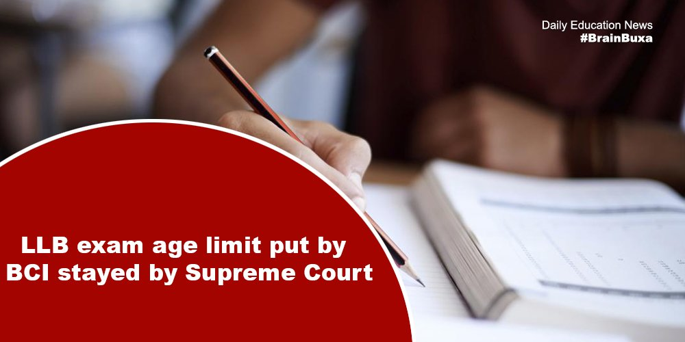 Image of LLB exam age limit put by BCI stayed by Supreme Court   Education News Photo