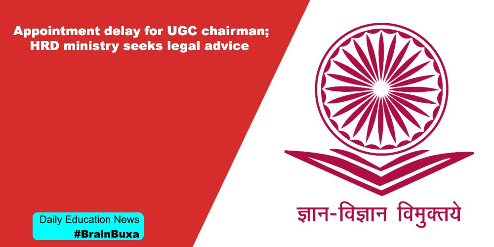 Image of Appointment delay for UGC chairman; HRD ministry seeks legal advice | Education News Photo
