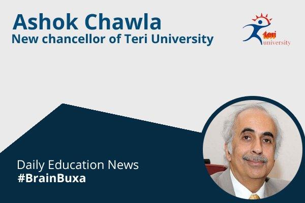 Image of Ashok Chawla: New chancellor of TERI University | Education News Photo