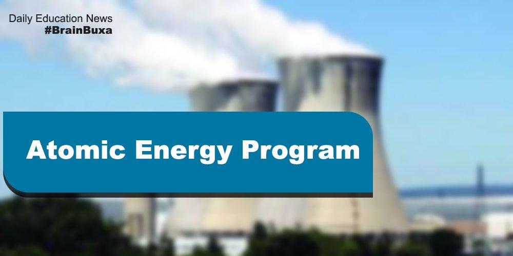 Image of Atomic Energy Program | Education News Photo
