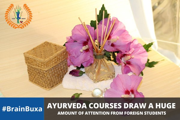 Image of Ayurveda courses draw a huge amount of attention from foreign students | Education News Photo