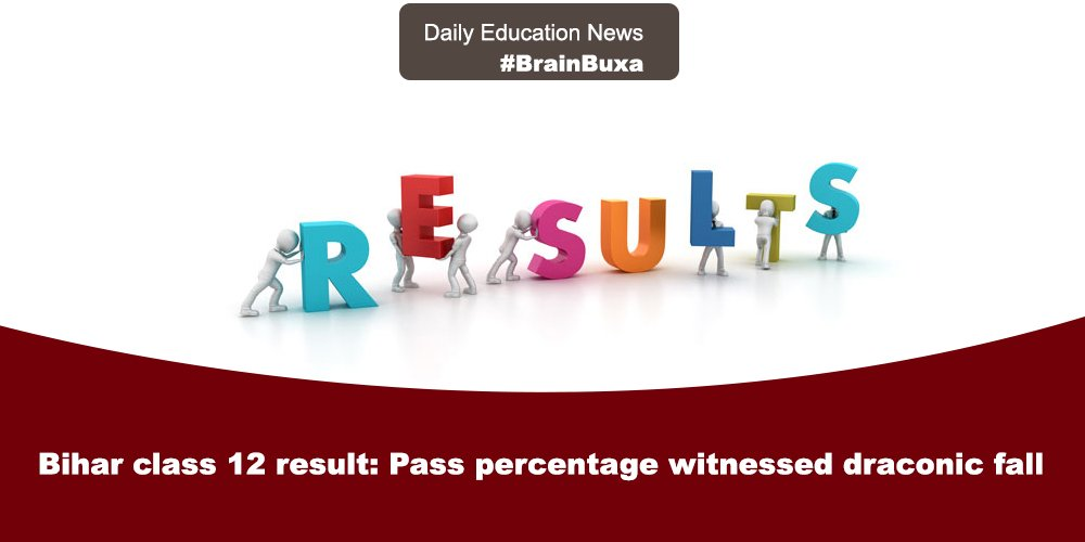 Image of Bihar class 12 result: Pass percentage witnessed draconic fall | Education News Photo