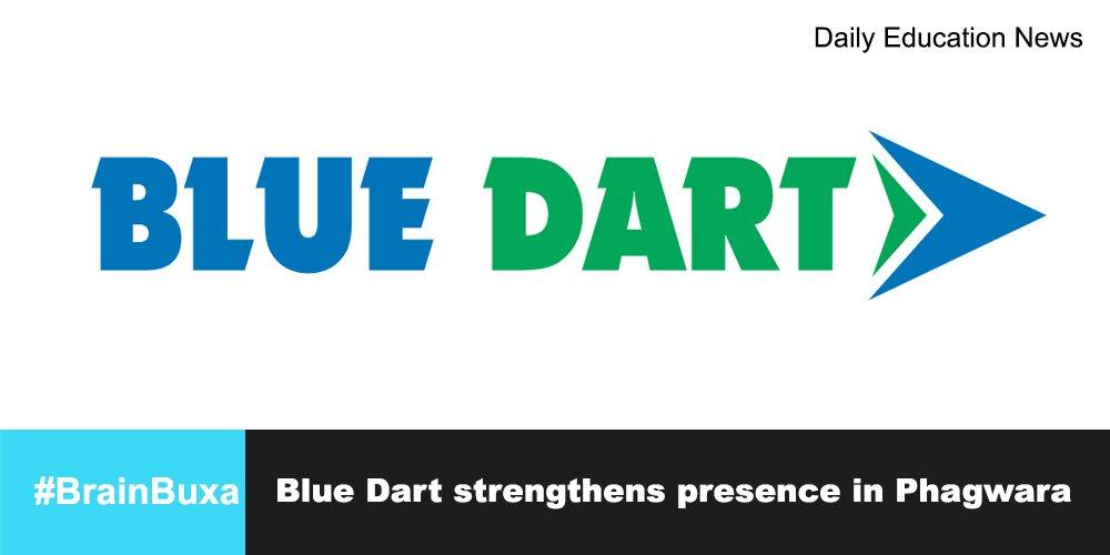 Image of Blue Dart strengthens presence in Phagwara | Education News Photo