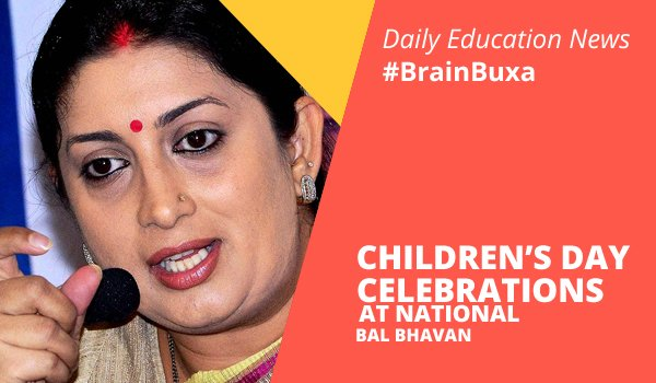 Image of Children's Day Celebrations at National Bal Bhavan | Education News Photo
