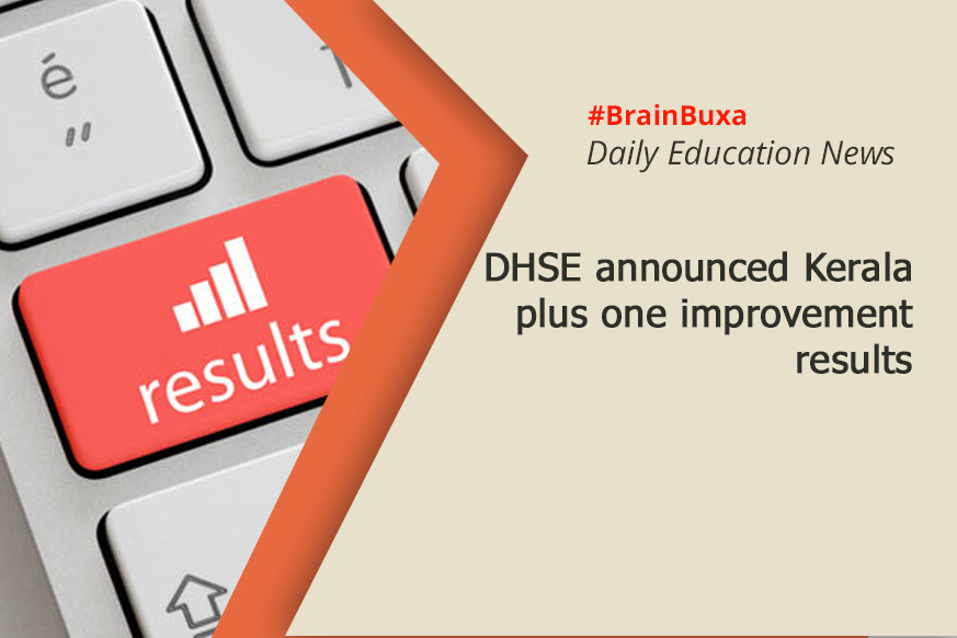 Image of DHSE announced Kerala plus one improvement results | Education News Photo
