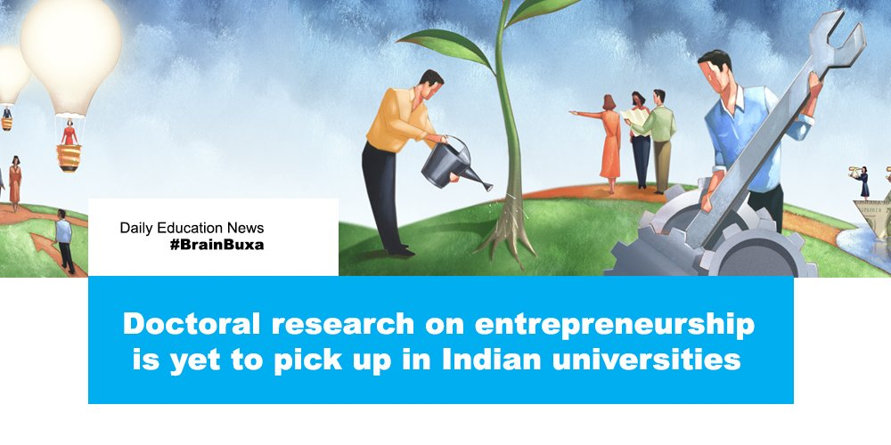 Image of Doctoral research on entrepreneurship is yet to pick up in Indian universities  | Education News Photo