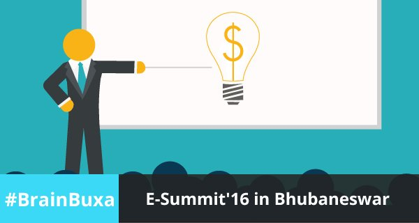E-Summit'16 in Bhubaneswar